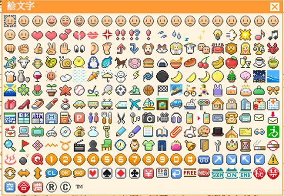 Emoji Icons Meanings