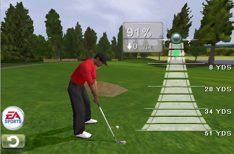 tiger woods games