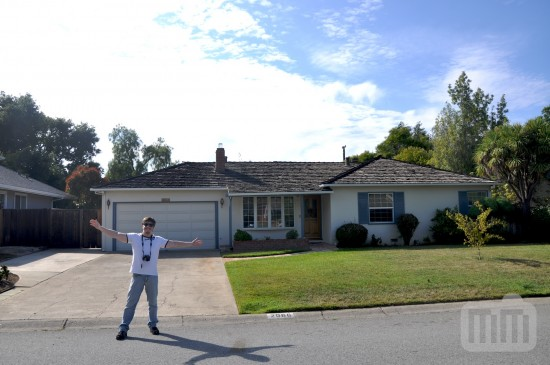 The place where it all got started – Steve Jobs' garage ...