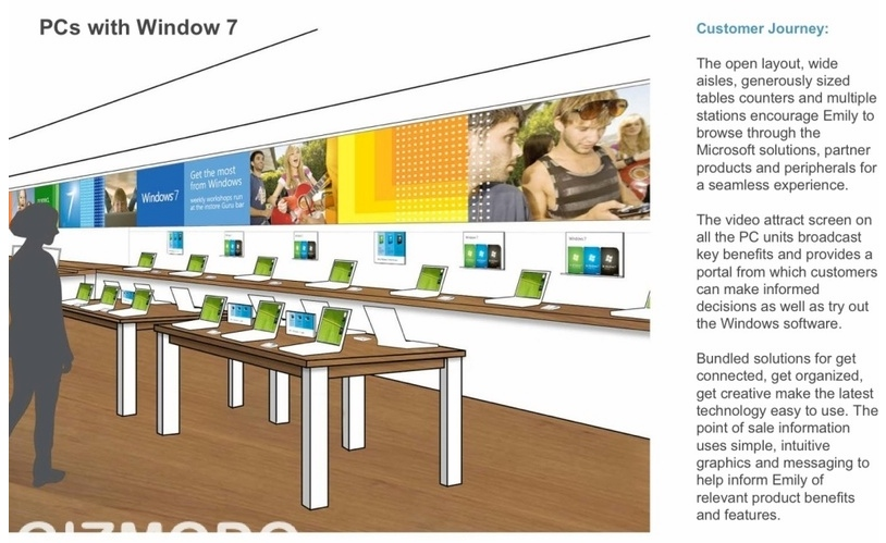 Microsoft to copy apple store design will include guru bar and malvernweather Gallery