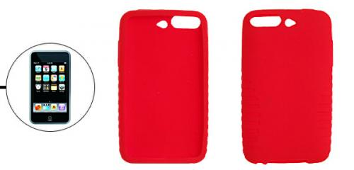 above reports are two case designs for the iPod Touch and iPod Nano that