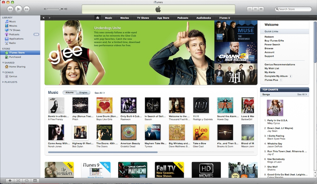 What the new iTunes ho...