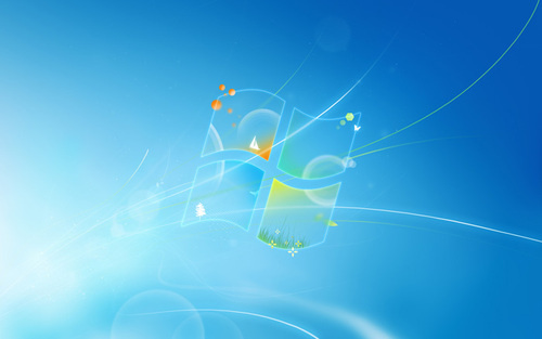 default windows 7 desktop - photo #7
